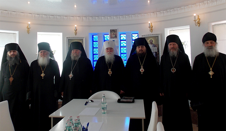 РПЦЗ: В Одессе началось заседание Архиерейского Синода