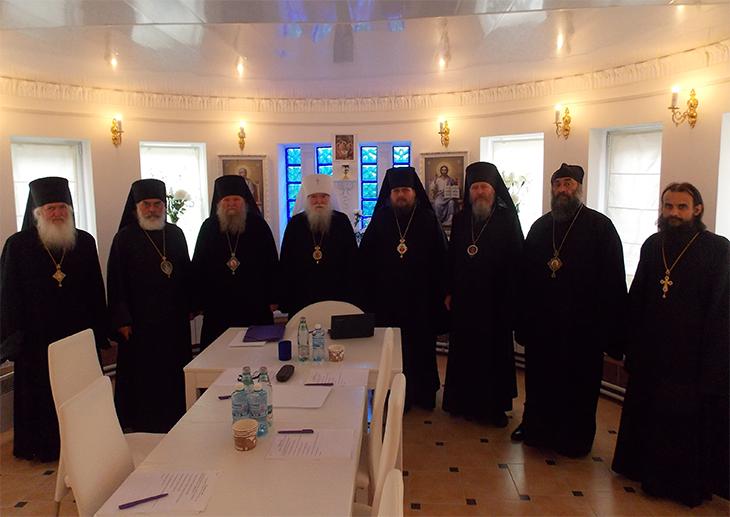 РПЦЗ: Послание Архиерейского Синода 2016 года